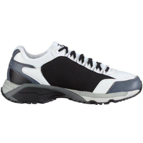 Exel Nordic Walker Lady EFW10022/06.5, Damen Sportschuhe - Walking, schwarz, EU 40, (US 9), (UK 6.5) Schwarz