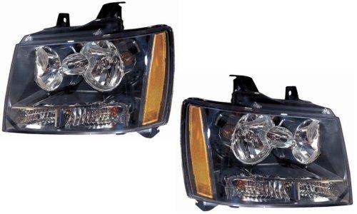 08 chevy suburban headlight - 9