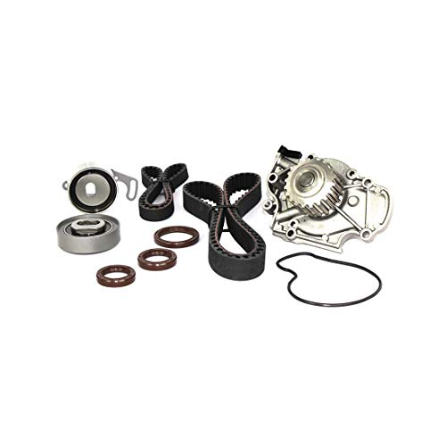 (DNJ Engine Components TBK214WP Timing Belt Kit)