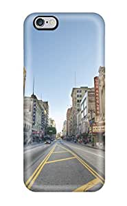 [ZhnvQUT3288EJLty] - New L.a. Street View Protective Iphone 6 Plus Classic Hardshell Case