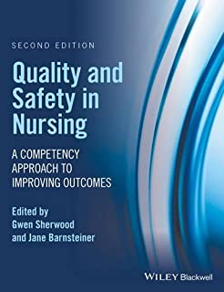 Pathophysiology the biologic basis for disease in adults and quality and safety in nursing a competency approach to improving outcomes fandeluxe Images