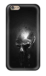 High Quality Shock Absorbing Case For Iphone 6-creepy Dark Scary Abstract Dark