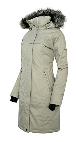 Columbia Womens Flurry Jacket Hooded