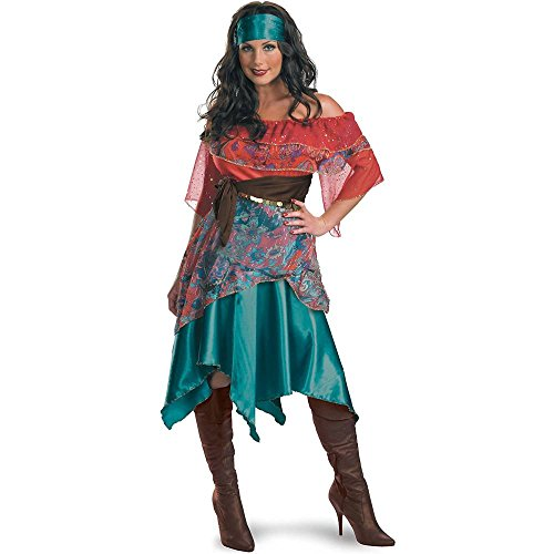 Disguise Unisex Adult Bohemian Babe