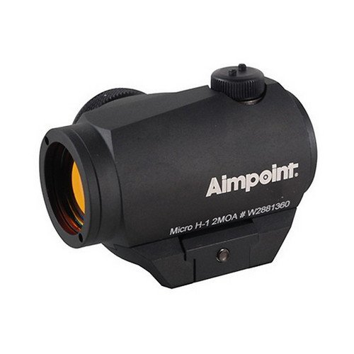 Aimpoint 200018 Micro, H-1 2 MOA W/Standard Mount
