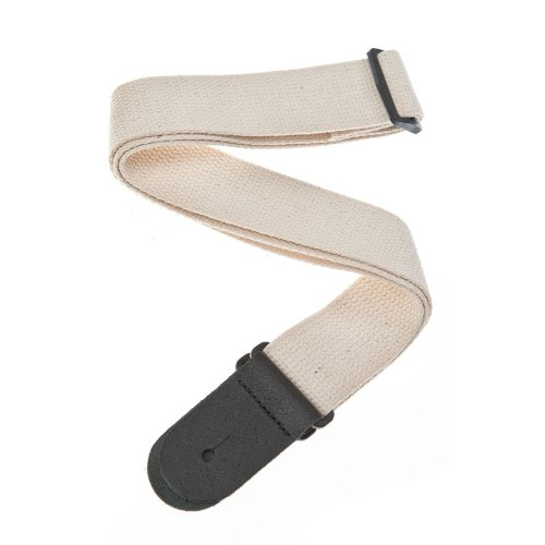 Planet Waves Cotton Guitar Strap, Natural