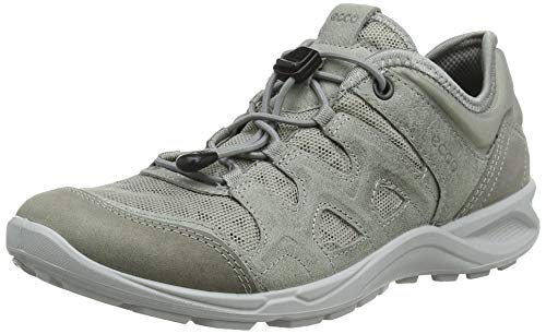 Zapatos wild Ecco Lt Senderismo De Para Terracruise Dove Mujer concrete Rise 56393 Low zzrEqxT5w1