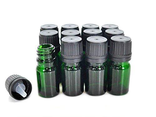 5 ml glass bottles - 7