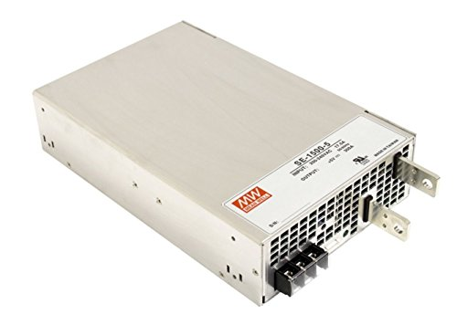 Enclosed Type 1500W 24V 62.5A SE-1500-24 Meanwell AC-DC SMPS SE-1500 Series MEAN WELL Switching Power Supply