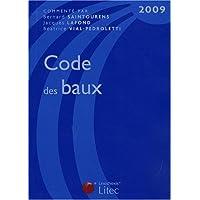 Code des baux 2009 (ancienne édition)
