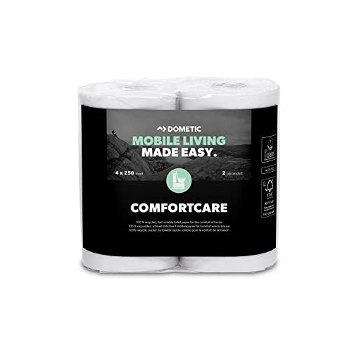 dometic comfort care toilettenpapier