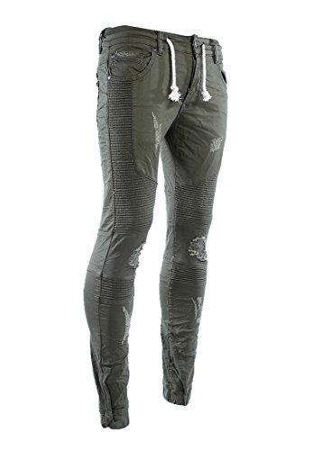 Project X Paris - Jeans - Homme vert vert