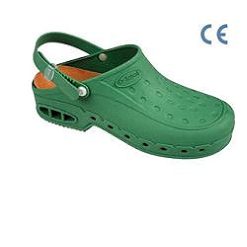 Zoccolo Linea Professionale New Work Fit Colore Verde 42-43