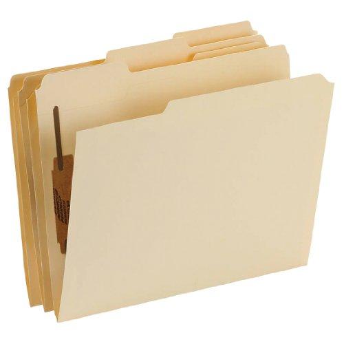 (Pendaflex Manila Fastener Folders, 3 Tab Positions, Letter Size, 50 Per Box (M13U1))