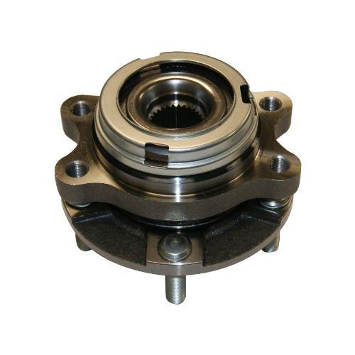 GMB 750-0302 Wheel Bearing Hub Assembly