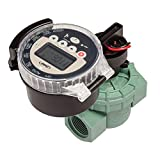 Orbit 57860 Battery Operated Sprinkler Timer with Valve (Renewed)