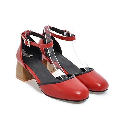 Rosso sandali sandali sandali signore sandali sandali i sandali sandali Raptor sandali baotou a5vCq