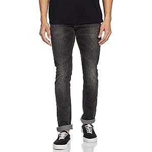 Spykar Men's ECSKN-01AI-54 Skinny Jeans