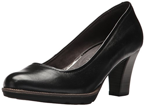 Pump Women''s 22425 Black Fee Tamaris UzwqCwg
