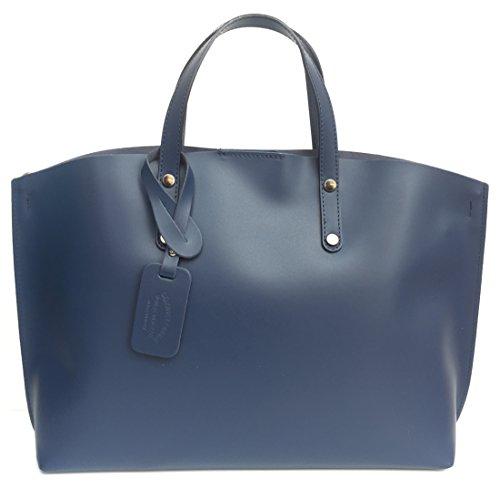 Lisse Model à en Consuelo Blanc Sac XL Fabriqué SUPERFLYBAGS Italie cuir main véritable en 0qZZfH