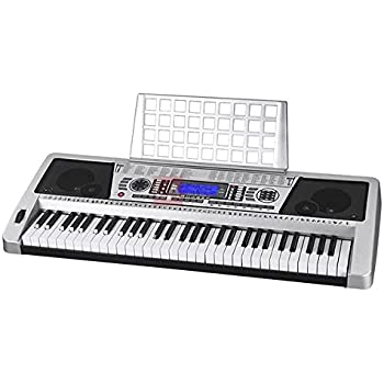 music electronic keyboard 61 keys portable piano mk939 musical instruments. Black Bedroom Furniture Sets. Home Design Ideas
