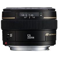 Canon EF 50mm f/1.4 USM Camera Lens Refurb Deals