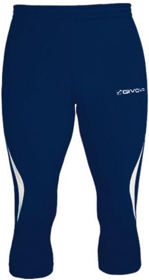 Givova, running pantalon de mujer, azul , XL