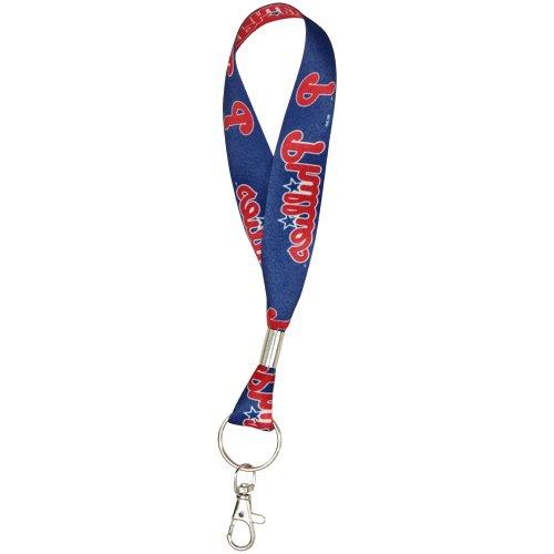 WinCraft MLB Philadelphia Phillies Lanyard Key Strap, ()