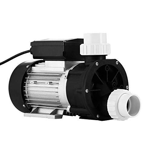 Whirlpool Pumps Tub - Happybuy 0.75HP SPA Circulation Pump 0.75HP 4910GPH for Hot Tub Whirlpool Bath Water, 0.75HP 0.75HP