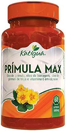 Prímula Max 60 Cápsulas de 1000mg, Katiguá