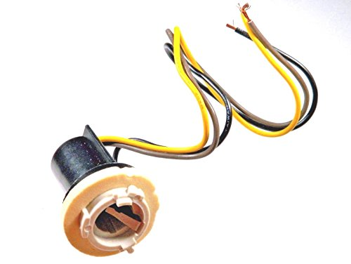 - Retro-Motive #1157 Tail Light Bulb Socket 76-90 GM Double Contact Camaro Monte Carlo #212