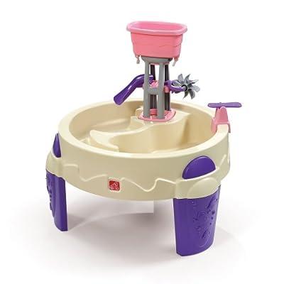 Step2 Girl?s Big Splash Waterpark, Pink/Purple