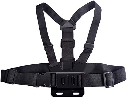 Helmet Belt Strap Lock Mount Tripod Mount Adapter Floating Handle Grip Floaty Float Box 30 in 1 Chest Strap Head Strap He Extension Arm Flat /& Curved Mounts Extendable Handle Monopod