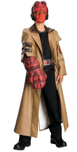 Deluxe Hellboy Costume - Small -