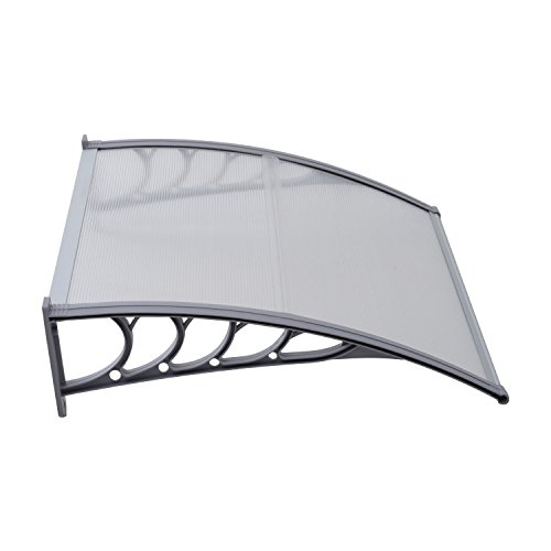 eight24hours-40-x-40-patio-window-front-door-awning-uv-protection-canopy-rain-cover-new
