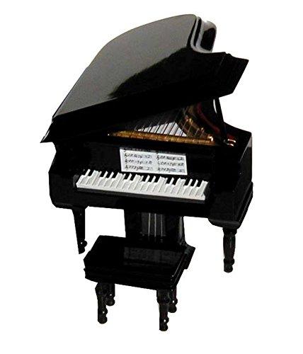 (Music Treasures Co. Grand Piano Miniature - Small)