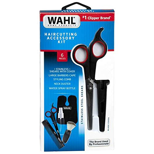 WAHL Haircutting Accessory Shears, Cape Kit