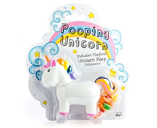 Pooping Unicorn Candy Dispenser