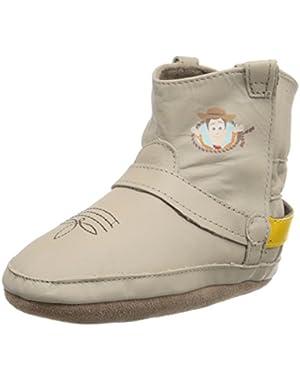 Disney Woody Boot Crib Shoe (Infant)