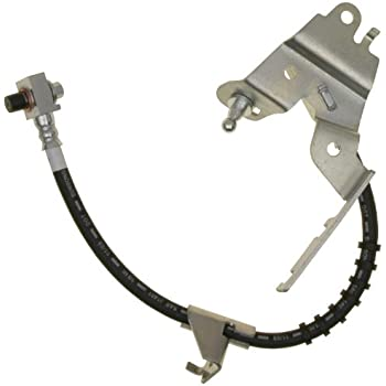 ACDelco 18J3170 Professional Front Driver Side Hydraulic Brake Hose Assembly