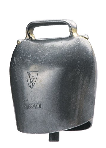 Colorado Saddlery The 10/0 Genuine Swiss Bell by Colorado Saddlery