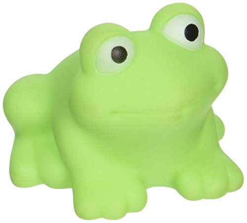 Mini Rubber Bath Toy Frogs (12 pieces) by Kinder Toys by Kinder Toys Network