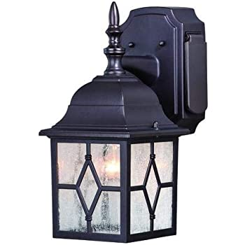 Galeana Oil Rubbed Bronze 125 Outdoor Wall Light Wgfci Outlet