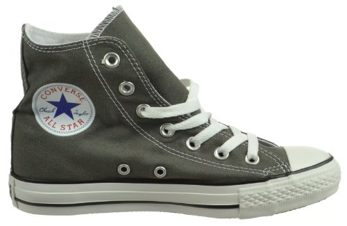 Converse Chuck Taylor All Star Seasonal High Unisex Shoes Charcoal 1j793 (8.5 D(M) US)