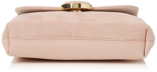 body Dune Bonie Pink Cross Bag Women's suede blush vvqpwtan