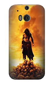 S1002 Conan The Barbarian Case Cover For HTC ONE M8