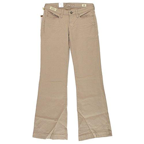 Femme Camel 0a7rq0 Cora Doux Stretch Beige Pantalon 17440 Mavi Jeans 4wH10