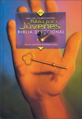 NVI Biblia Devocional Juvenil
