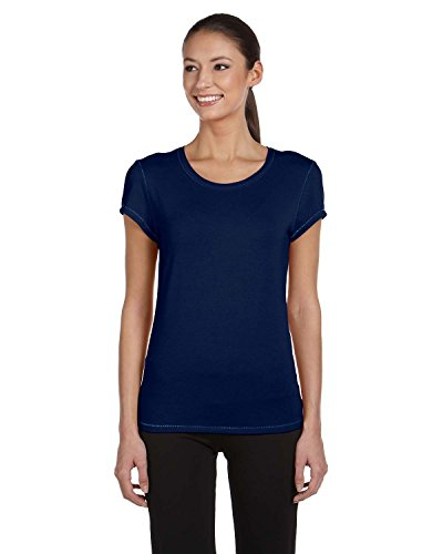 Alo Sport Ladies' Bamboo Short-Sleeve T-Shirt M DK (Alo Bamboo)