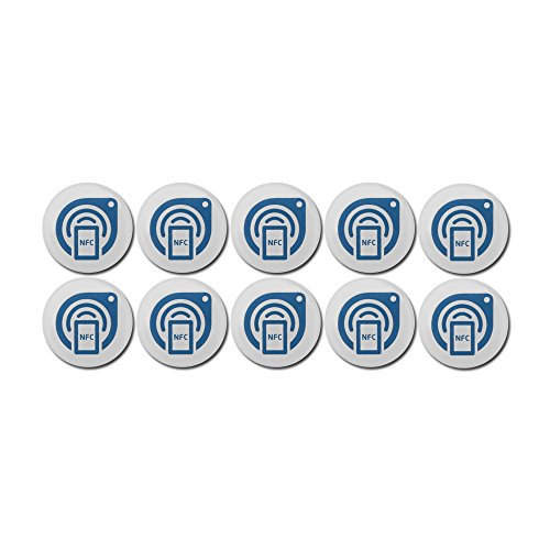 gototags-security-token-ntag213-white-30-mm-circle-10-pack-nfc-tag